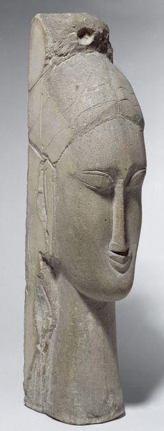 Amedeo Modigliani, Italian Painters, Italian Artist, Sculptures Céramiques, Art Moderne, Pisa, Statue, Land Art, Oeuvre D'art