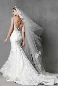 Ridiculously Gorgeous Dresses from Watters Wedding Dresses Spring 2014 via @Dress for the Wedding