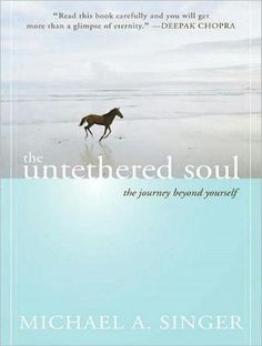 The Untethered Soul: The Journey Beyond Yourself this can change your life