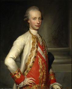 https://flic.kr/p/ov5RKi   Leopoldo de Lorena, gran duque de Toscana   1770. Oil on canvas. 98 x 78 cm. Museo Nacional del Prado, Madrid. P02198.