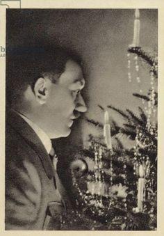 Adolf Hitler at Christmas