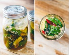 Taiwanese-style Pickled Cucumbers #snack #monday