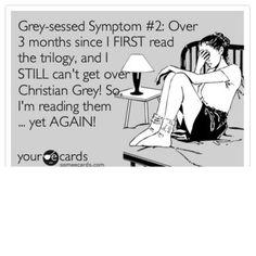 Christian Grey obsession