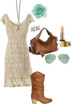 """""""Country Chick"""" by jtbenton on Polyvore"""