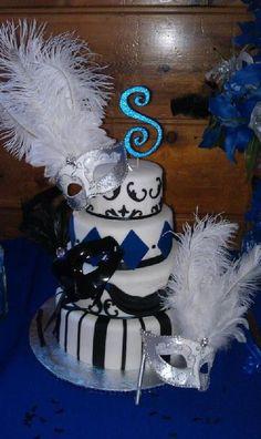 Masquerade Sweet 16