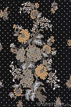 Photo about Image of Indonesian batik sarong pattern. Image of woven, fashion, clothing - 3826545 Textile Prints, Art Prints, Modern Prints, Batik Solo, Bali, Indonesian Art, Batik Art, Batik Pattern, Stock Image