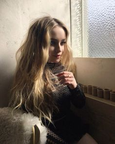 Sabrina Carpenter- It's amazing how much she's accomplished in such little time! She's an amazing role model!
