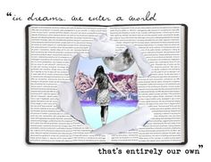"""""""✧;; we all are living in a dream"""" by kickitap ❤ liked on Polyvore featuring art and artbyabby"""