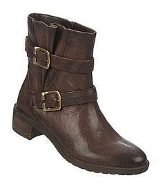 Naturalizer Mona Casual Moto Booties #Dillards