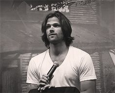 "Holy crap, Jared!!! @erenpenfield I can't! With that tongue. Good god. @sarahbesty00  lol ""and that's how it's done, sarah"""