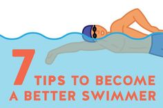 Hanging by the pool or playing on the beach is a lot more fun when you actually get in the water. And whether you're swimming for fun or sport, making a few simple tweaks to your stroke will seriously boost both your swimming ability and your enjoyment. Swimming Drills, Swimming Tips, Kids Swimming, Swimming Workouts, Swimming Practice, Triathlon Swimming, Swimming Pools, Swimming For Beginners, Yoga For Beginners