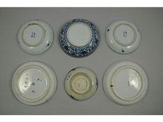 Ceramica Bleu de Hue. Marcas