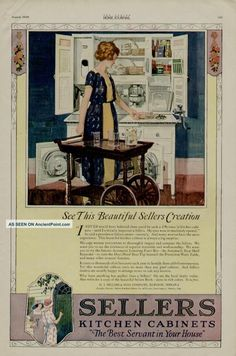 resurface kitchen sink kitchen cabinet hardware in 1930s vintage household ads 1921