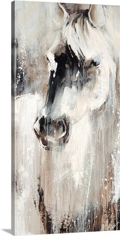 Prairie III Prairie III Johann Faber Phantasie Edmunds captures the mystical beauty of a wild White horse in this gorgeous Contemporary nbsp hellip Painting horse Contemporary Abstract Art, Modern Art, Arte Equina, Art Encadrée, Painted Horses, Horse Artwork, Horse Drawings, Equine Art, Animal Paintings