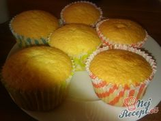 17 z Cake Recept, Cap Cake, Oreo Cupcakes, Croatian Recipes, I Love Food, Muffins, Dessert Recipes, Food And Drink, Cooking Recipes