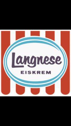 @frances_quinn #fontSunday #DesignMuseum #Langenese #German #IceCream brand #eis…