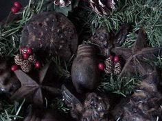 Blackened Beeswax Beeswax Recipes, Salt Dough, Primitive Crafts, Primitives, Garden Sculpture, Arts And Crafts, Crafting, Soap, Seasons