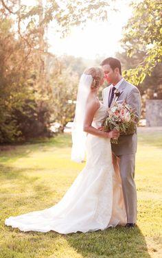 Romantic Wedding Photos.