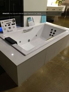Americh Bow Tub Best Plumbing Wa 6 2016 Showroom Displays Pinterest Rosetter