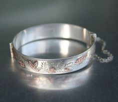 Victorian Bracelet Henry Griffith and Sons by zephyrvintage, $195.00