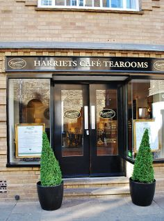 Harriets Café  Tearooms | Cambridge  - Daytrip from London