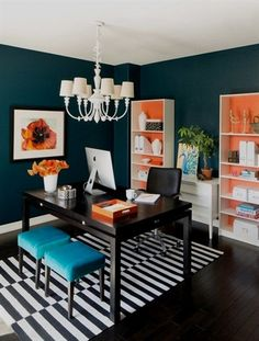 These 18 Inspirational Office Spaces From Online Fabric Will Have You  Clambering To Re Design Your Home Office Office Design