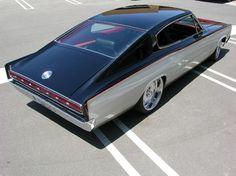 1967 Chip Foose Dodge Charger Overhaulin' Television Program