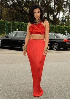 Love this gyptian outfit on Kim K. !