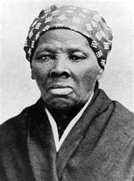 "Harriet Tubman. One of my favorite quotes of hers, ""I freed a thousand slaves I could have freed a thousand more if only they knew they were slaves."""