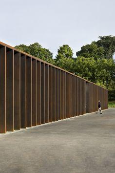 Les Quinconces Cultural Center by Babin + Renaud Architects