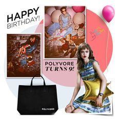 """Happy Birthday, Polyvore!"" by emavera ❤ liked on Polyvore featuring art, contestentry and happybirthdaypolyvore"