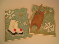 need to try these... wouldn't they be cute cards for Jan and Feb?