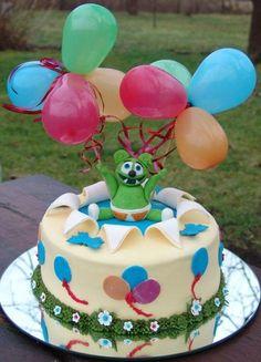 Gummy bear cake - Cake by Zaneta