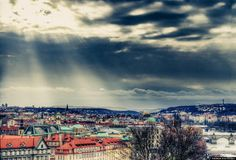 Prague: This is one of our most-frequented destinations.. A great city for meetings!