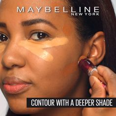 Maybelline's Instant Age Rewind Eraser is a must-have! Conceal and contour for the perfect flawless finish. Pro tip: choose a deeper shade to contour and a lighter shader for brightening. Tap to find your Instant Age Rewind shade and tell us how you use this cult classic! #concealer #instantagerewind #contour