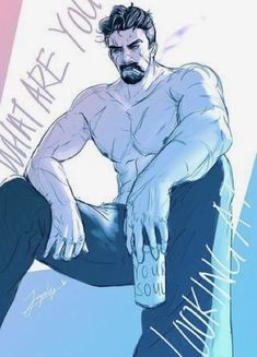 Overwatch Reaper, Overwatch Fan Art, My Fantasy World, Fantasy Male, Guy Drawing, Drawing Reference, Gabriel Reyes Overwatch, Dream Daddy Game, Character Inspiration
