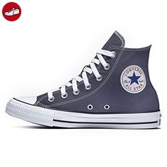 Converse Womens CTAS Hi Sharkskin Grey Canvas Trainers 38 EU oj6zJHpc