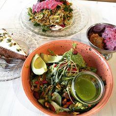 #vego #sallyvoltaire #åhlens #stockholm #rawfood