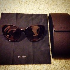 Our Prada fans shared picture... #brandicted  #prada #luxury #bags #shoes #sunglsses