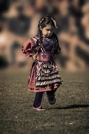 Jingle dress dancer by Jim Shoemaker