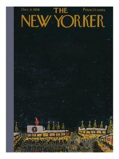 The New Yorker, December 6, 1958  Abe Birnbaum