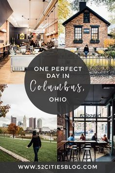 One day in Columbus, Ohio One day in Columbus, Ohio Traveling to Columbus and short on time? Check out this roundup of things to do in Columbus, Ohio for info on what to see, where to stay and more. Heading to Columbus and short on time? Check out t Columbus Weekend, City Of Columbus, German Village Columbus Ohio, Downtown Columbus Ohio, Columbus Travel, One Day Trip, Weekend Trips, Day Trips, Oh The Places You'll Go