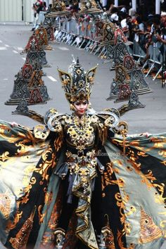 The Chronicle of Borobudur Grand Carnival Jember Fashion Carnaval (JFC)