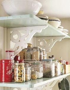 mason jars dreamhouse: pastellig country-retro