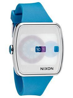 Nixon watch.