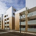 52 unidades de vivienda social en Nanterre / Colboc Franzen & Associés © Cécile Septet