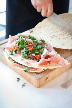 #Piadina #Rimini #Food