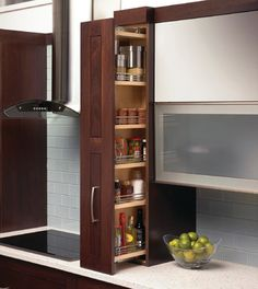 Majestic Kitchens contemporary-kitchen-drawer-organizers