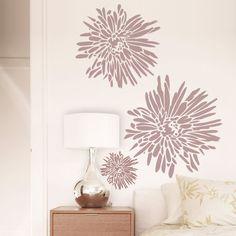 Sticker da parete eleganti