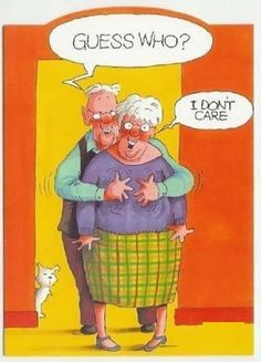 Aging+Humor | Humor pictures-Old age blues